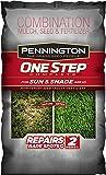 Pennington 1 Step Complete Sun & Shade Mulch, 8.3-Pound