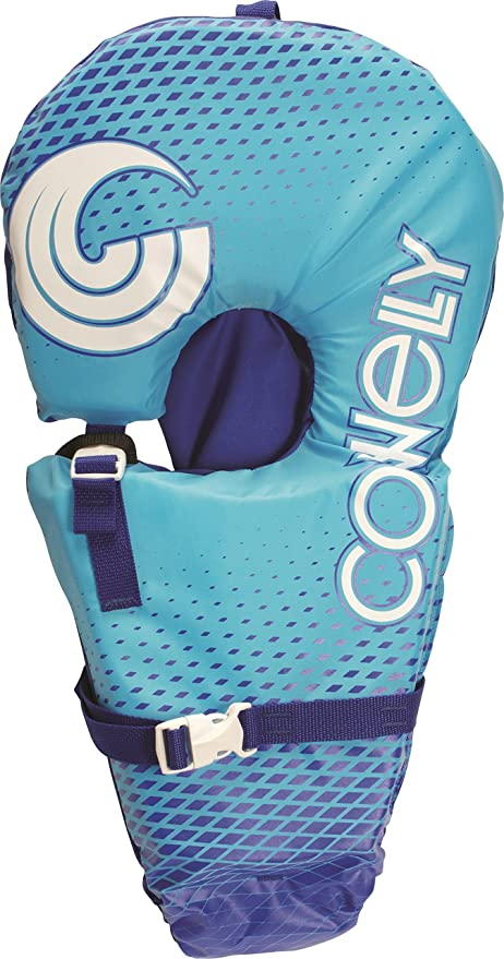 CWB Connelly Babysafe Nylon Vest,Up to 30Lbs, Boy best children's life vest