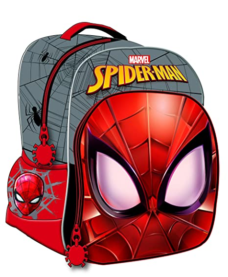 Giovas 337-73054 - Mochila con diseño de Spiderman