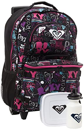 c2dcd5679d1 Amazon.com  Roxy Big Girls  Breakline Backpack