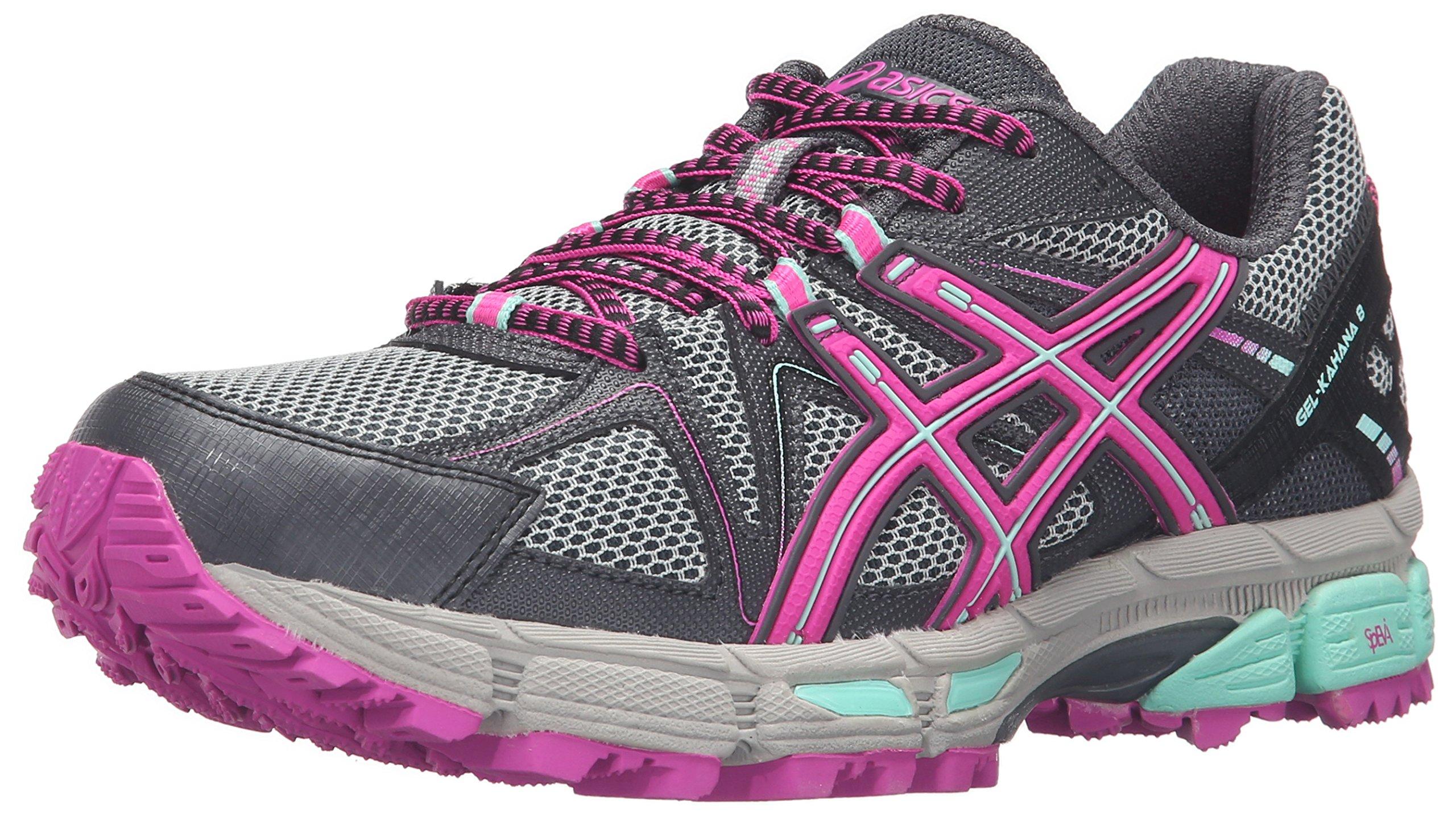 ASICS Women's Gel-Kahana 8 Trail Runner, Dark