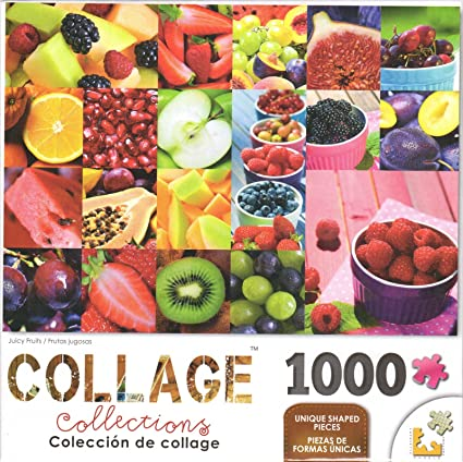 Oh So Sweet Collage 1000 Piece Puzzle
