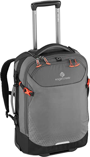 eagle creek Expanse Convertible International Carry-On Bag Steel Gray 30 L