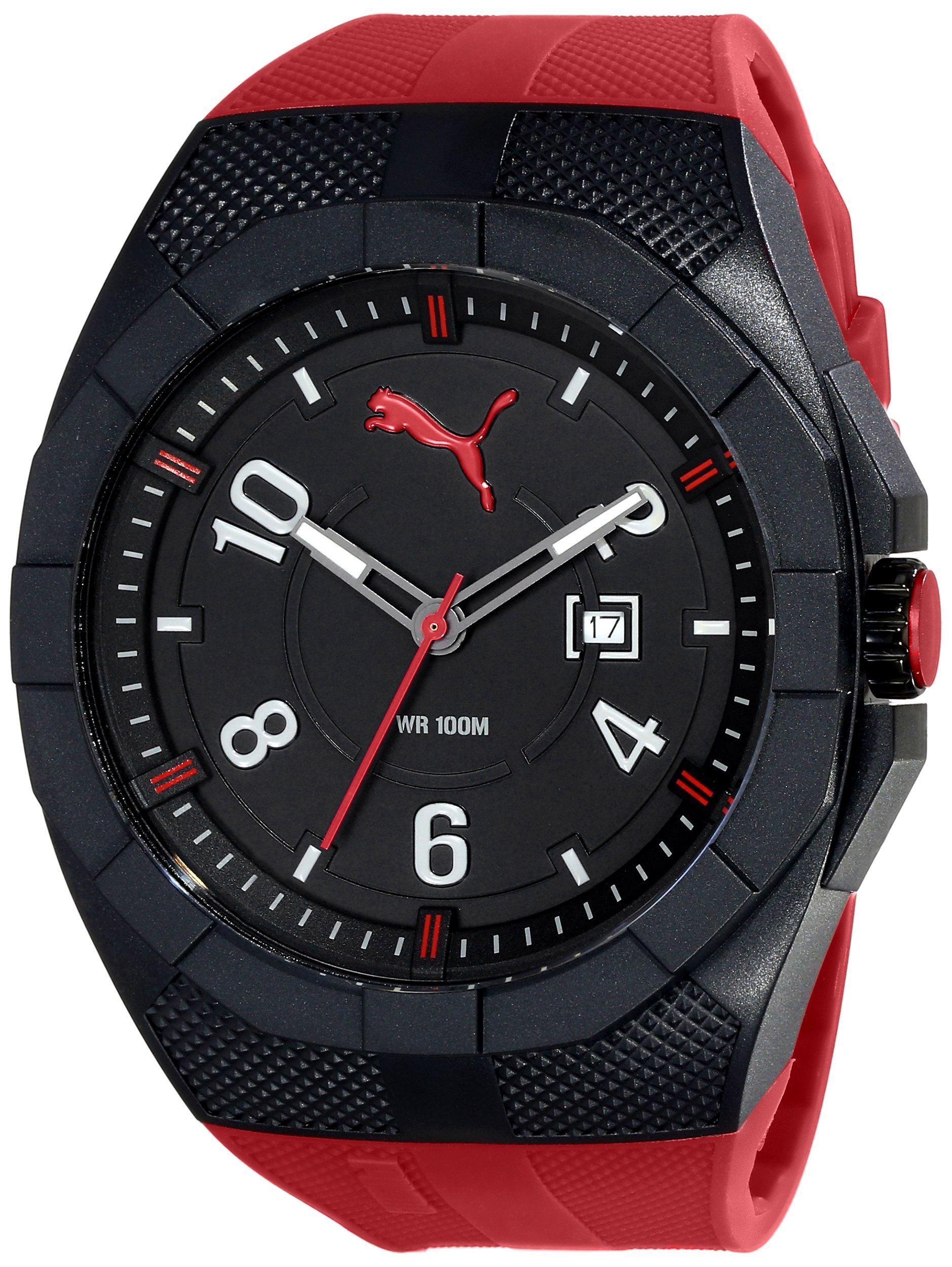 PUMA Men's PU103501005 ''Iconic'' Watch