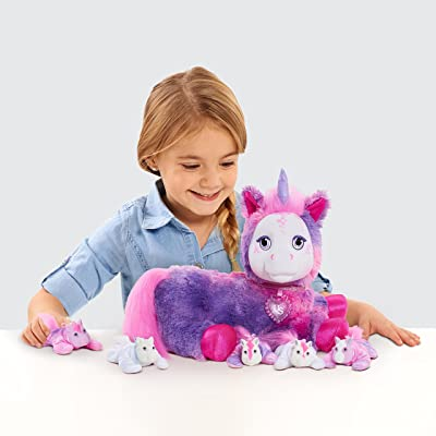 Unicorn Surprise - Livia and her babies: Toys & Games