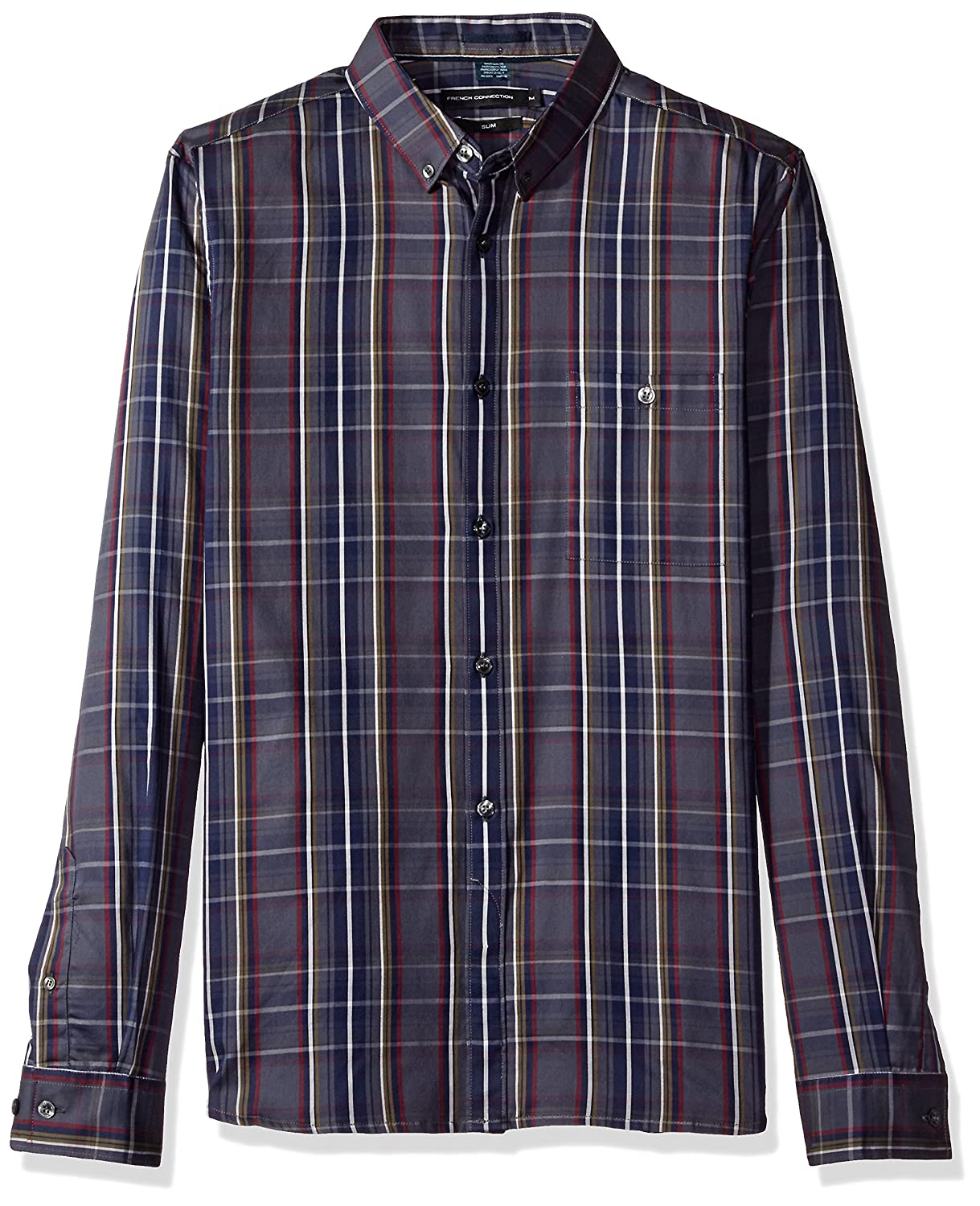 French Connection Mens Lifeline Tartan