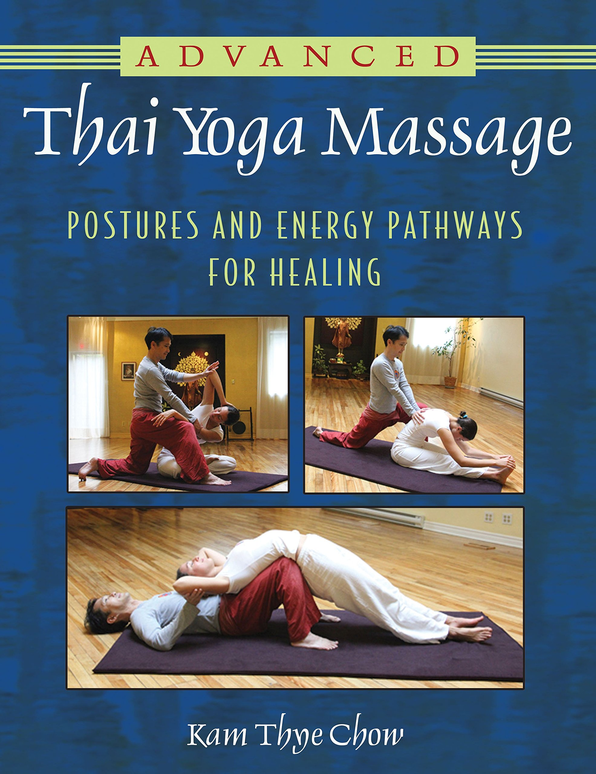 Advanced Thai Yoga Massage Postures product image
