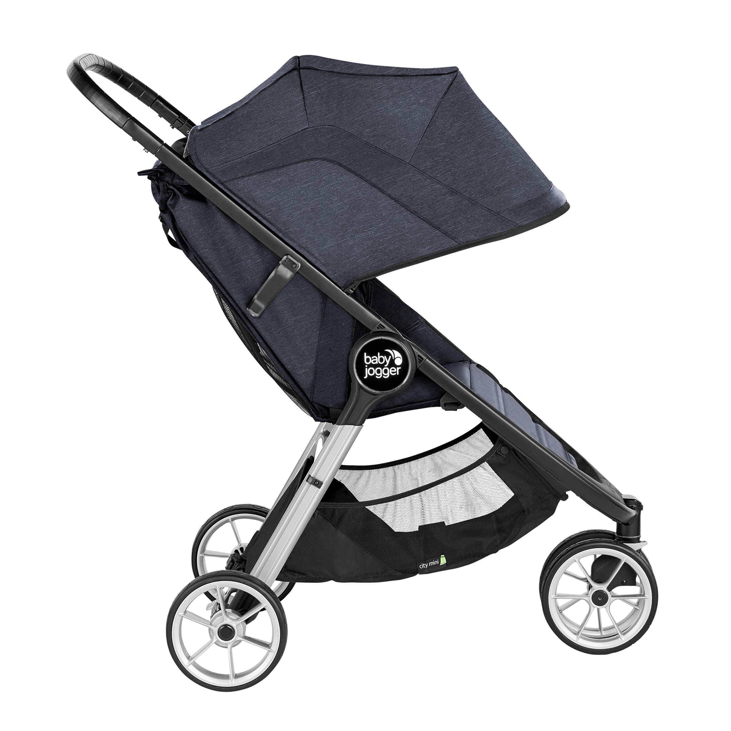 Baby Jogger City Mini 2 Stroller - 2019   Compact, Lightweight Stroller   Quick Fold Baby Stroller, Carbon by Baby Jogger (Image #13)