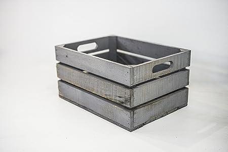 Caja de Almacenamiento con Asas Sam, Caja Tipo Fruta con Asas de ...