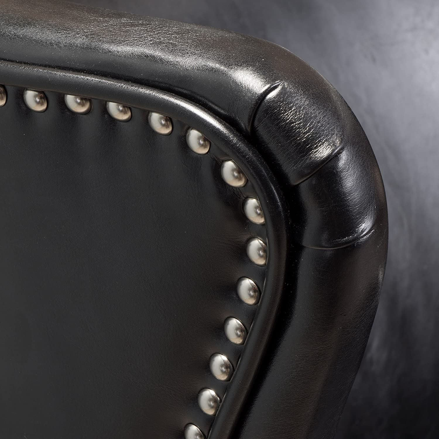 astonishing chair trend style dot and sofa pict sxs modern black blu leather for furniture