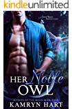 Her Noble Owl (Marked by the Moon Book 4) - Paranormal Shifter Romance