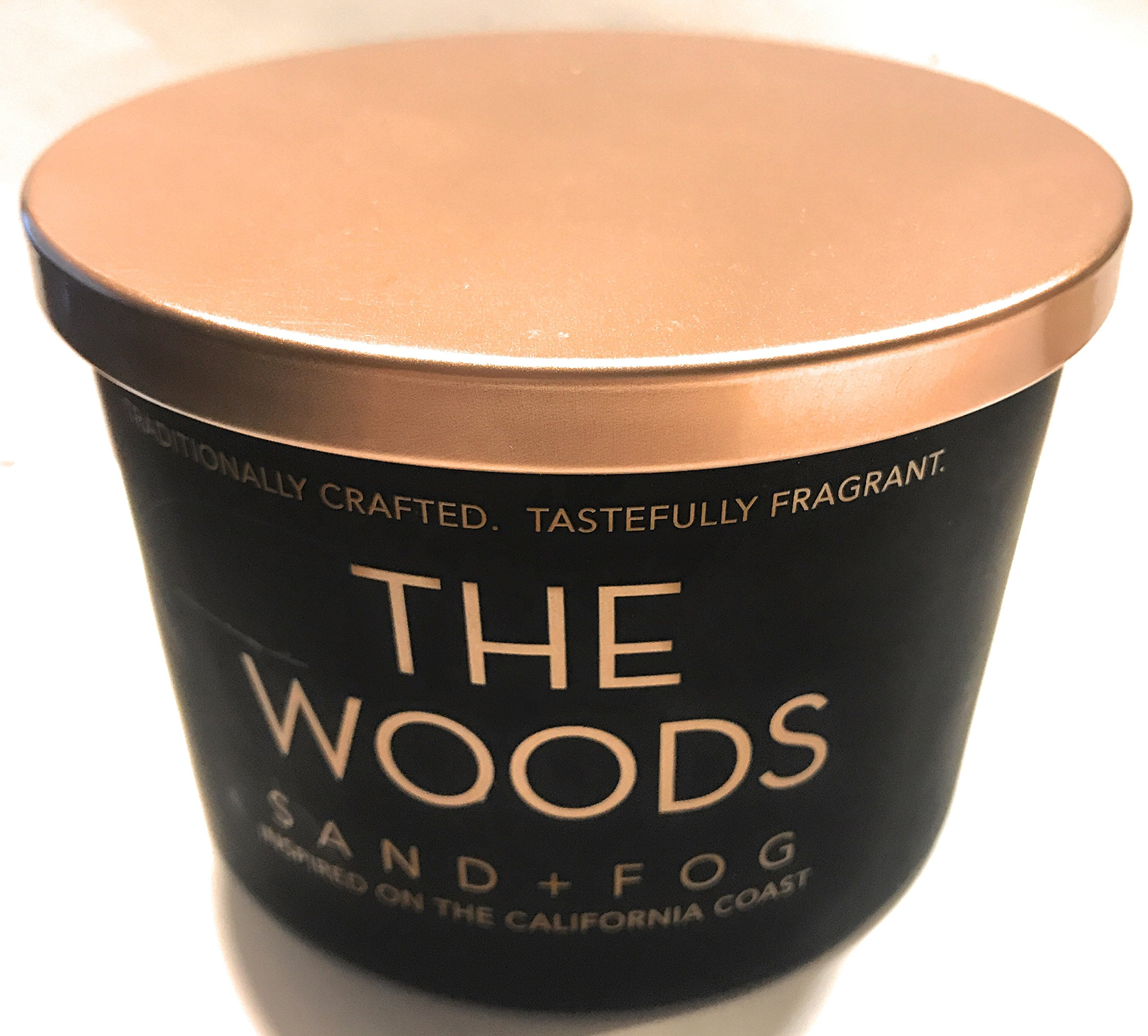 Sand + Fog The Woods Candle 12 Oz