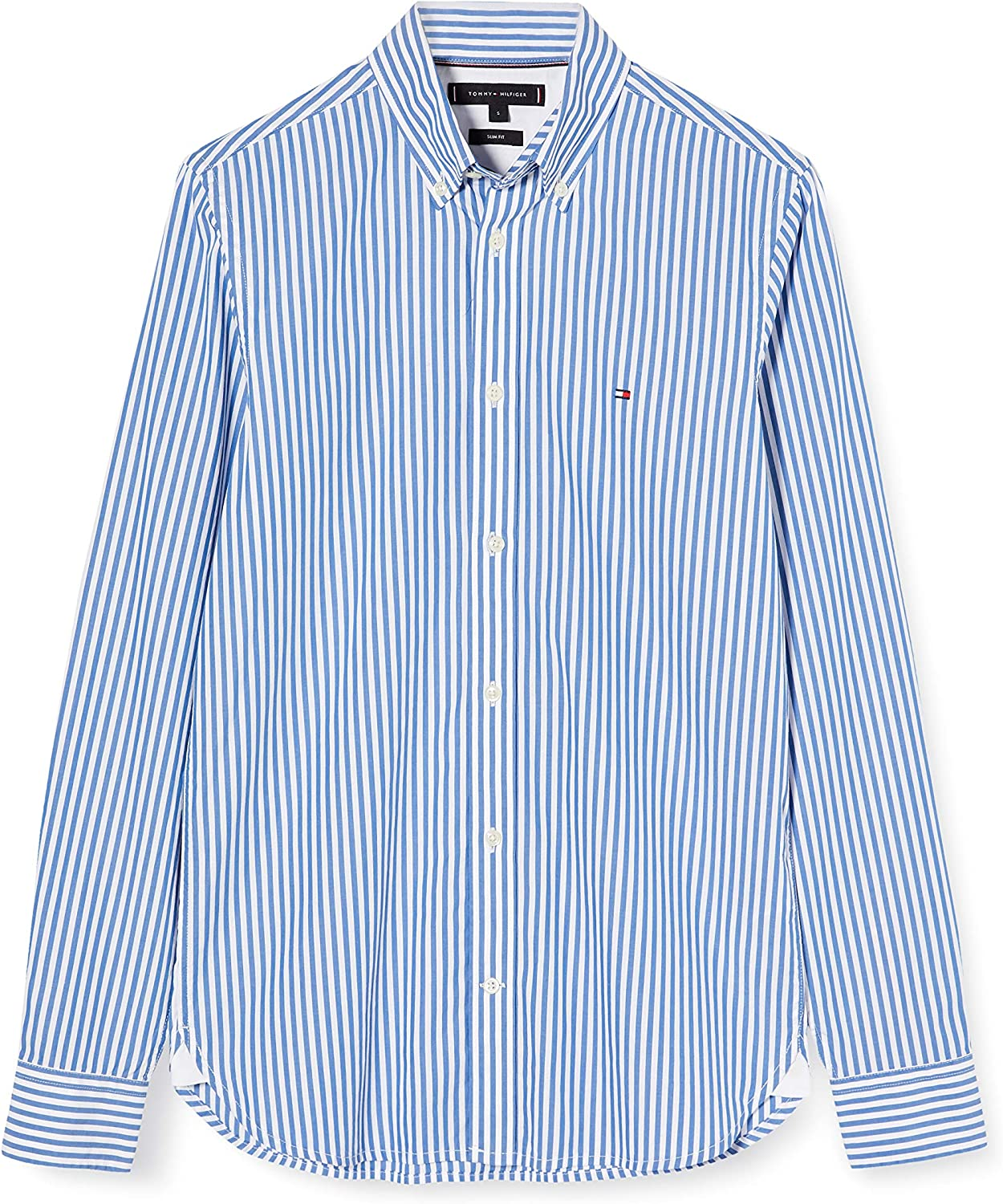 Tommy Hilfiger Hyper Classic Stripe Shirt Camisa para Hombre