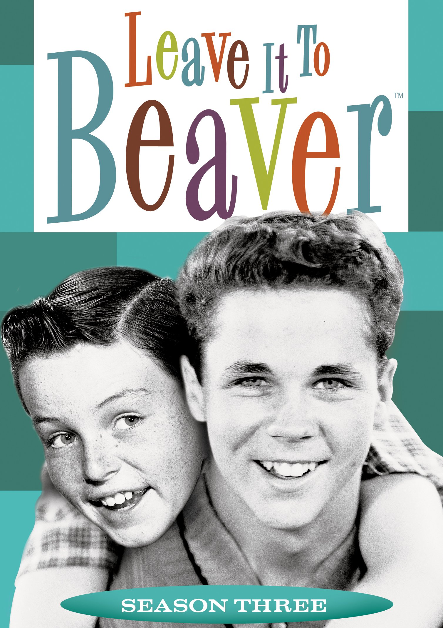 DVD : Leave It To Beaver: Season Three (Full Frame, Digipack Packaging, 6PC)