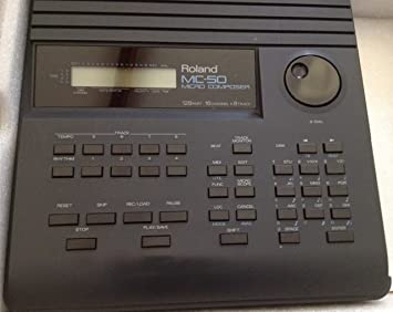 roland mc50 mc 50 audio sequencer micro composer amazon co uk rh amazon co uk roland mc 50 owners manual roland mc 50 manual pdf