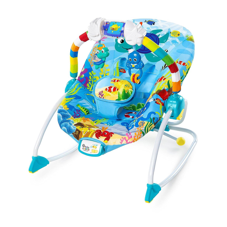Baby Einstein Ocean Adventure Rocker Kids II 60581