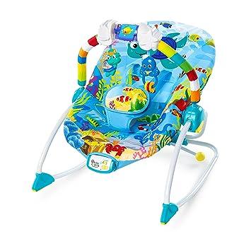 bfaea8ee8b6b Amazon.com   Baby Einstein Ocean Adventure Rocker   Baby