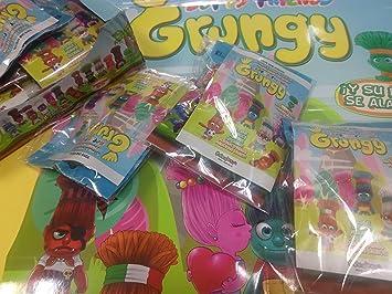 Grungy muñecos de la jungla Pack completa 3 unidades: Amazon.es ...
