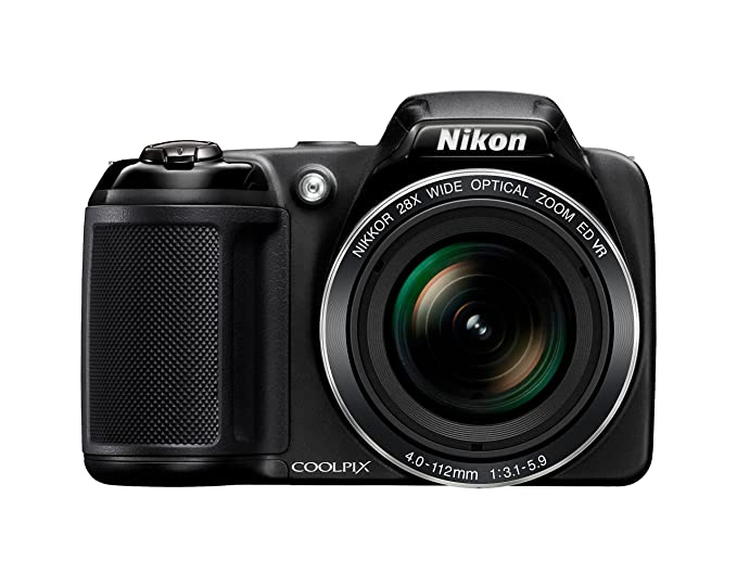 amazon com nikon coolpix l340 20 2 mp digital camera with 28x rh amazon com