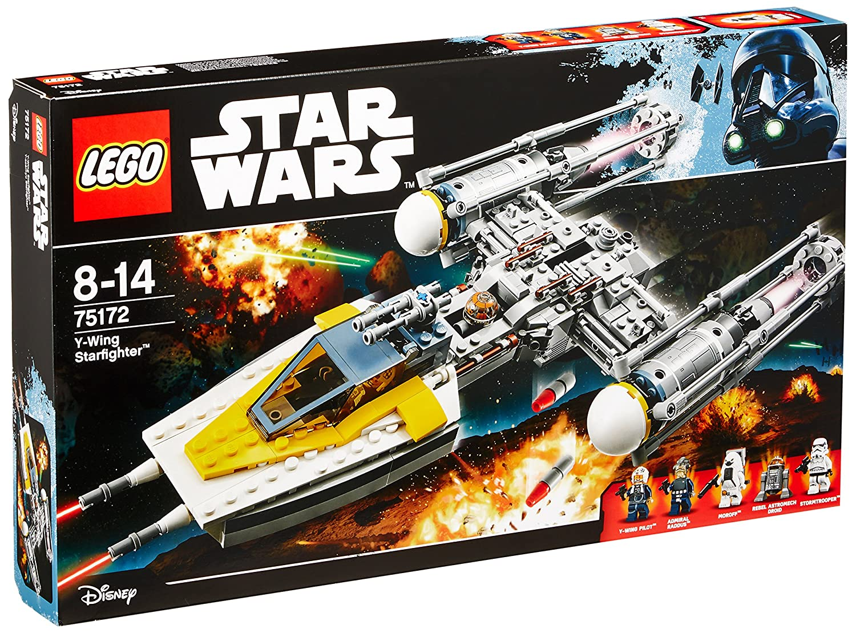 LEGO Star Wars Y Wing Starfighter