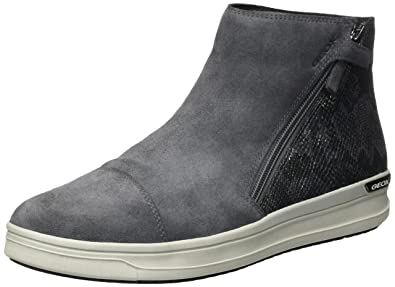 J Adulte Montantes Girl Chaussons B Dk Gris Aveup Geox Mixte Grey pdFqwHA