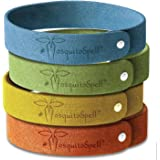 Best Mosquito Repellent Bracelet 12pcs, 100% All Natural Plant-Based Oil, Non-Toxic Travel Insect Repellent, Safe Deet-Free Band, Soft Fiber Material For Kids & Adults, Keeps Insects & Bugs Away