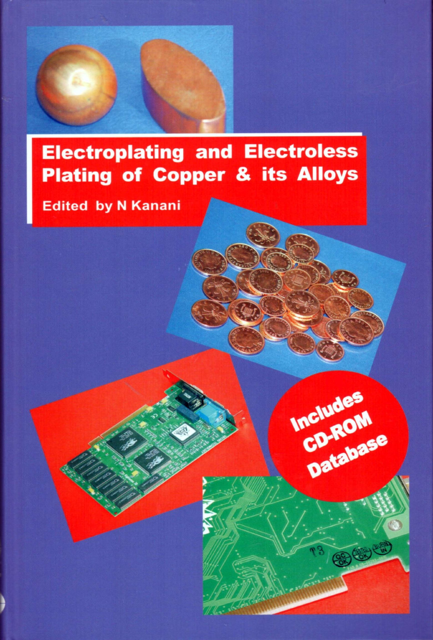 Electroplating and Electroless Plating of Copper and Its Alloys: N