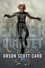 The Ender Quintet: Ender's Game, Speaker for the Dead, Xenocide, Children of the Mind, and Ender in Exile