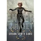 The Ender Quintet: Ender's Game, Speaker for the Dead, Xenocide, Children of the Mind, and Ender in Exile