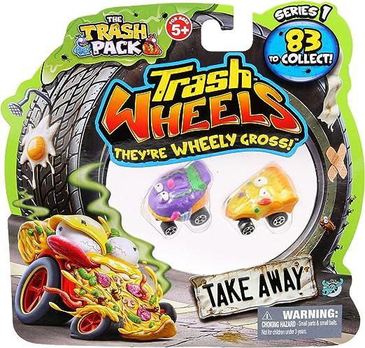 Trash Wheels - Blister de 2 vehículos (Giochi Preziosi 68139 ...