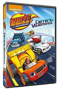Blaze Y Los Monster Machines 6: Carrera A Velocityville [DVD]