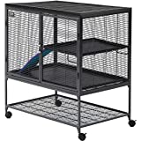 MidWest Homes for Pets Deluxe Critter Nation Single Unit Small Animal Cage (Model 161)