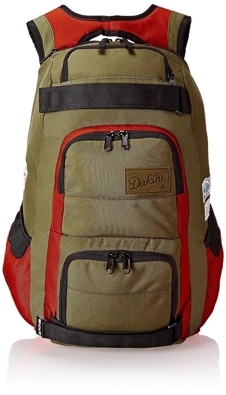 Dakine Duel - Bolsa para Material de Skateboarding, Color marrón, Talla 48 x 30 x 23 cm, 26 Litro 8130020-Gifford