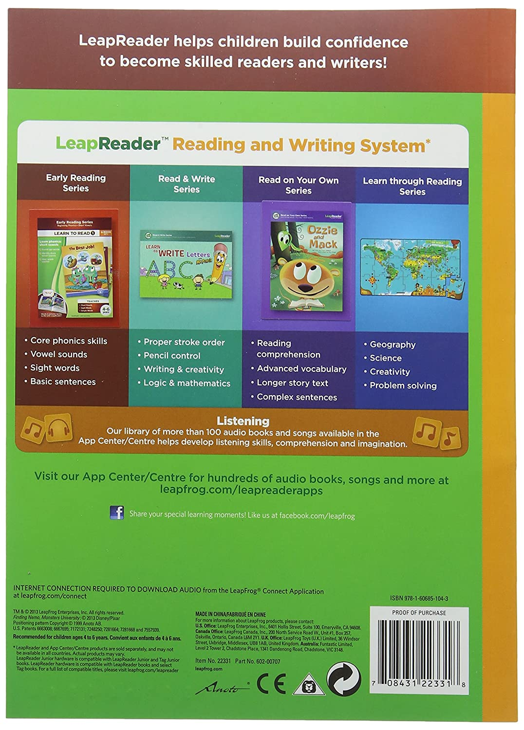 Leapfrog Phonics Read And Write Desk Hostgarcia