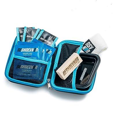 Amazon.com: El kit de viaje Reshoevn8r está aprobado por la ...