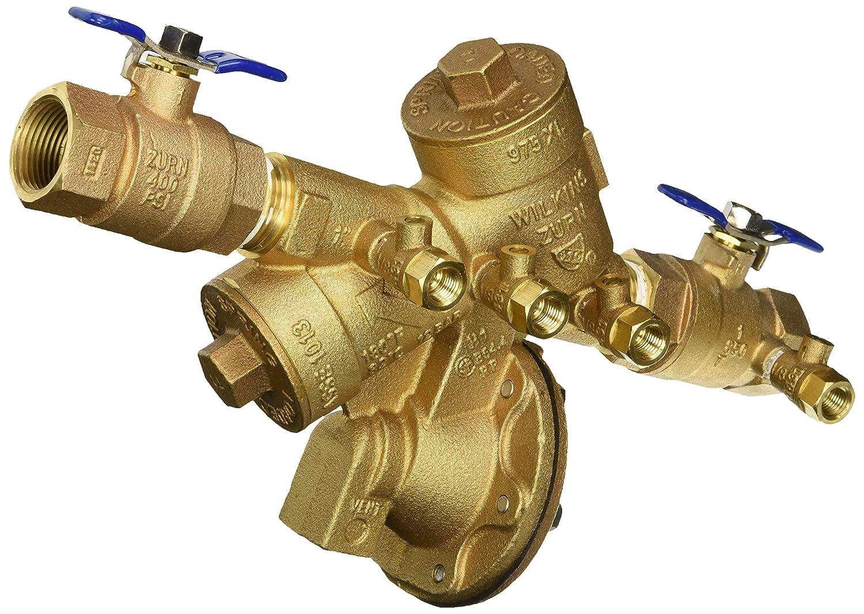 Wilkins 1-975XL Reduced Pressure Principle Backflow Preventer