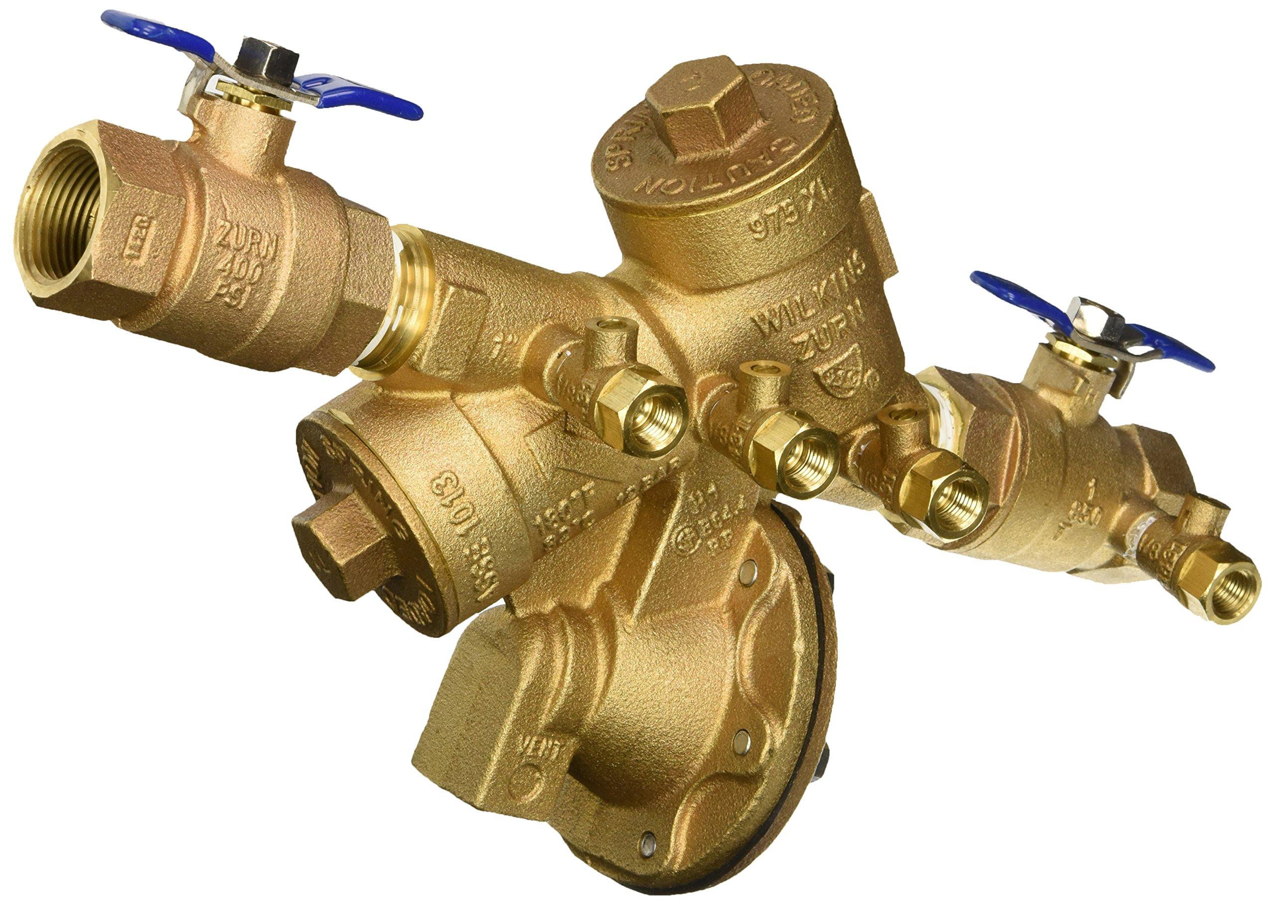 Wilkins 1-975XL Backflow Preventer by Moen (Image #1)