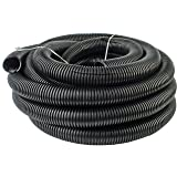 "20 Ft 5/8"" 16mm Split Wire Loom Conduit"