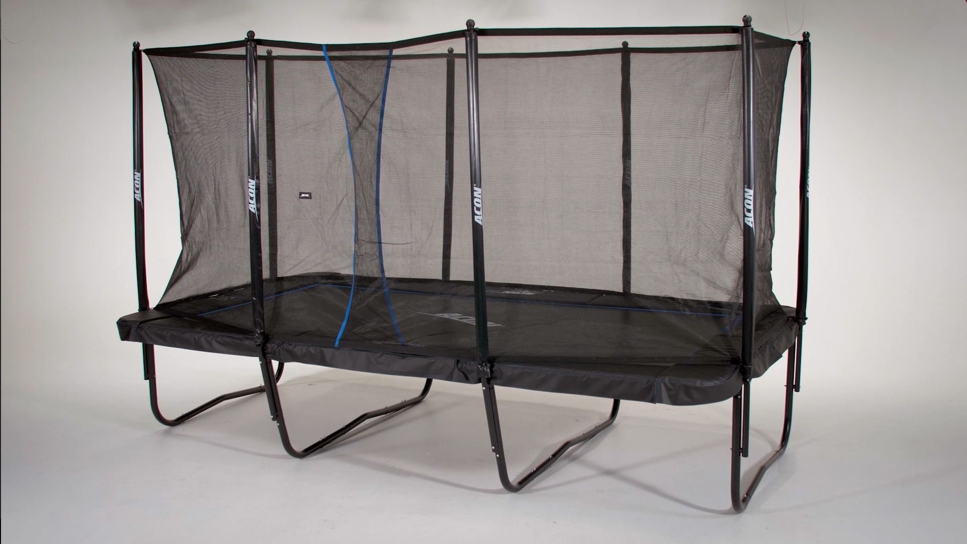 Acon Trampoline Air 16 Sport Hd With Enclosure Includes