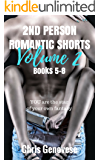 2nd Person Romantic Shorts Volume 2, Books 5-8