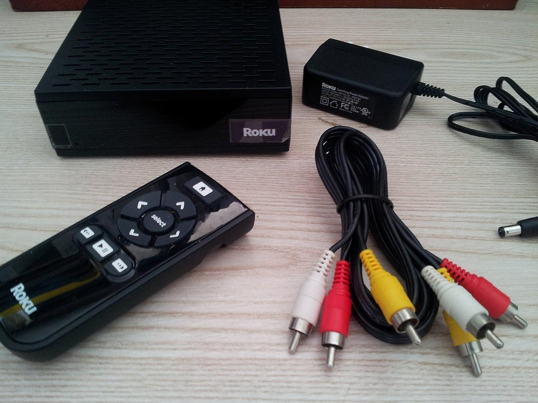 Roku N1100 HD Media Player (Old Model)