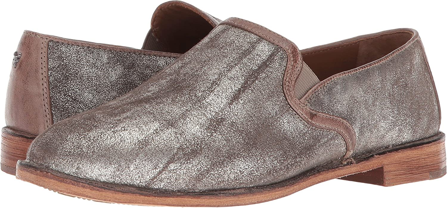 Trask Womens Ali B078WFTKLV 9.5 B(M) US|Pewter Metallic Sheepskin