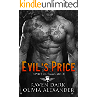 Evil's Price: Devil's Outlaws MC (Book One) (Dark MC Romance)