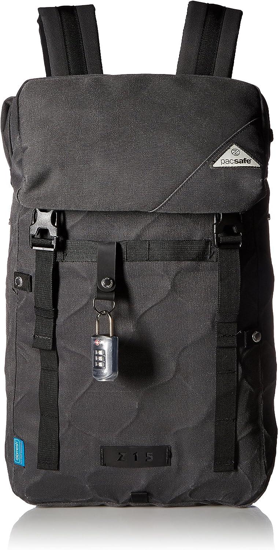 Charcoal Pacsafe Ultimatesafe Z15 Anti-Theft Backpack