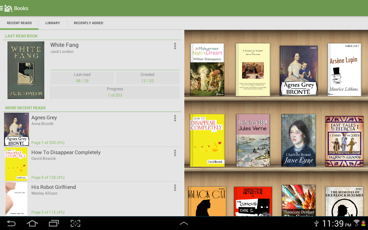 Amazon aldiko book reader appstore for android fandeluxe Image collections