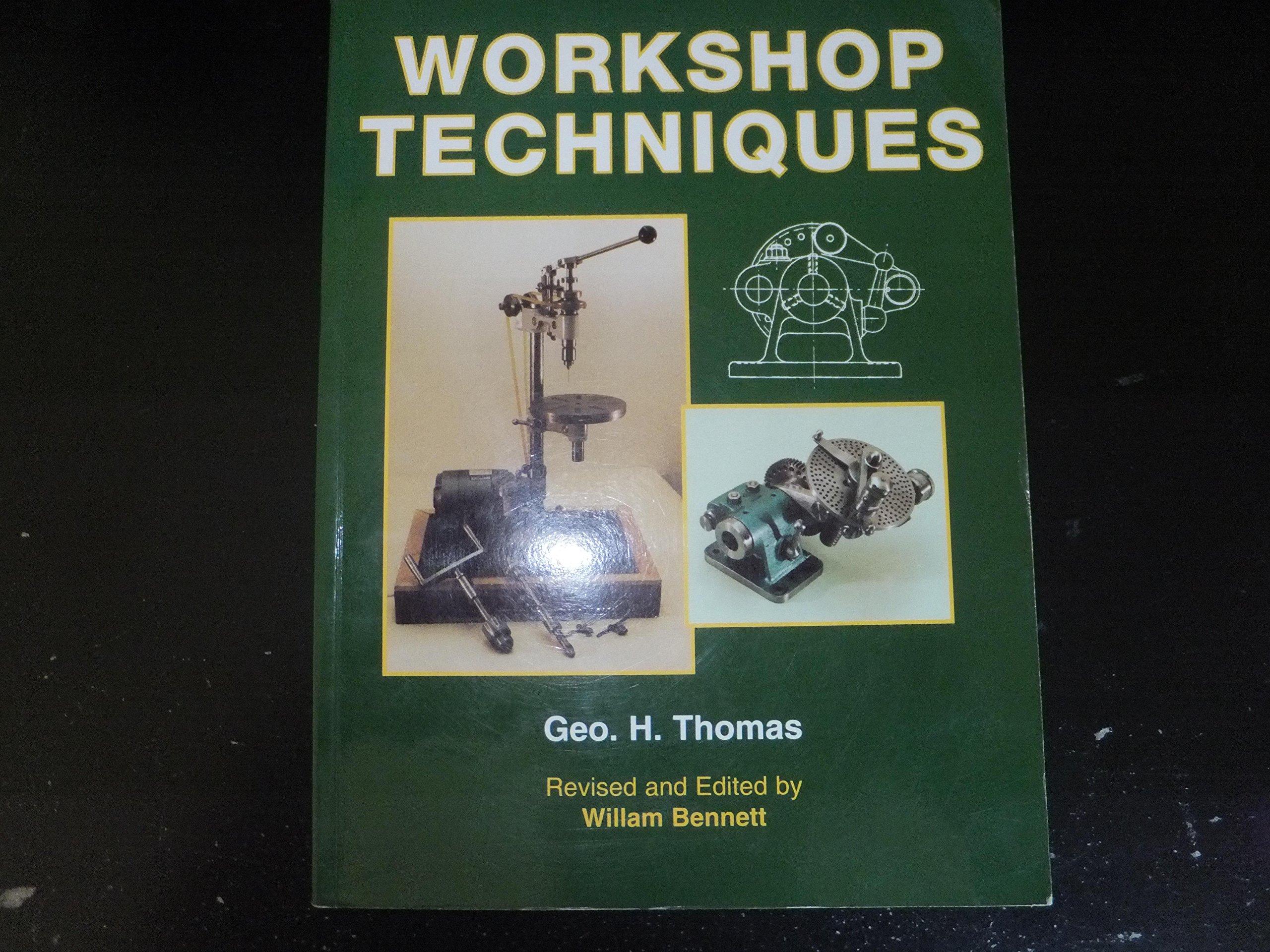 Workshop Techniques