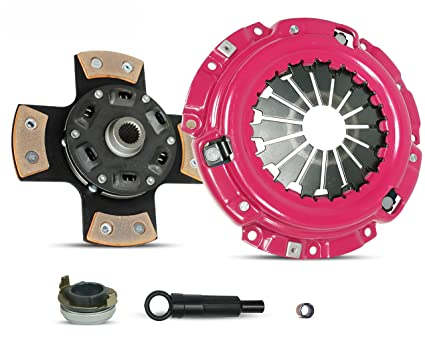 Clutch Kit Works With Mazda Protege Ford Fusion Mercury Milan S SE SEL Base Premier DX