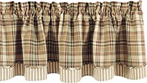 Park Designs Thyme Layer Valance, 72 x 16