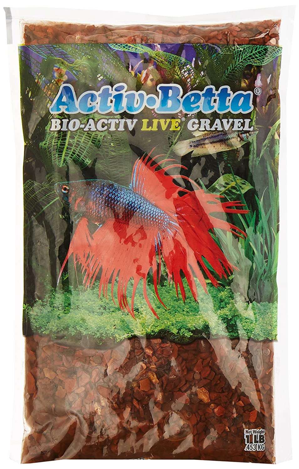 Activ Betta Aquarium Sand, 1-Pound, Red River WORLD WIDE IMPORTS ENT. INC. 10911