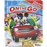 Mickey Mouse Clubhouse - On the Go - Little First Look and Find Activity Book - PI Kids